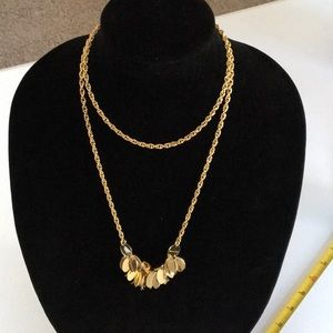 New Long BaubleBar Rope Necklace